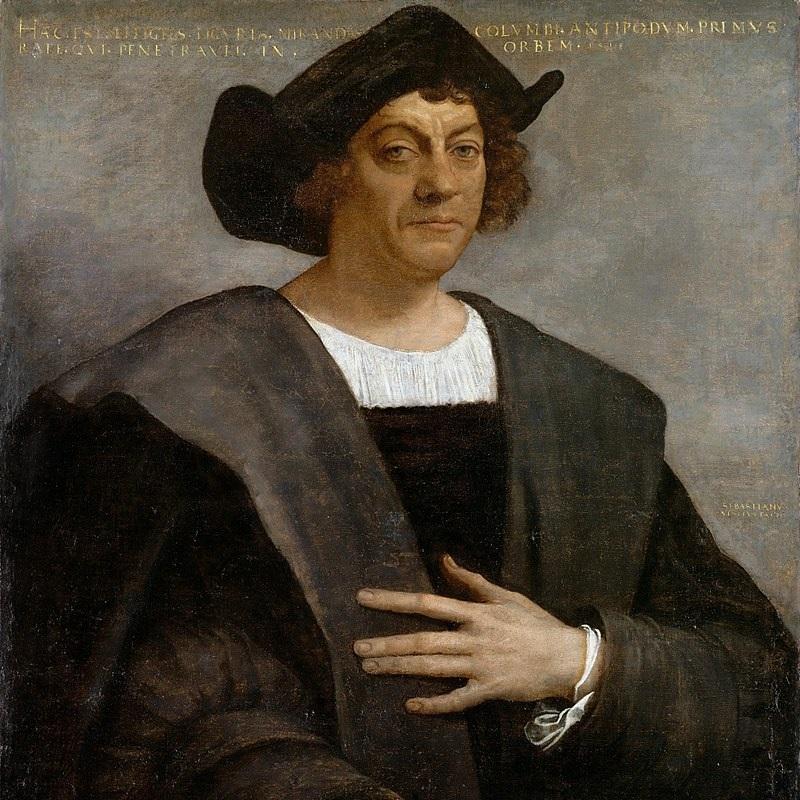 Pierwsza podróż Kolumba trwała od sierpnia 1492 roku do marca 1493 roku.