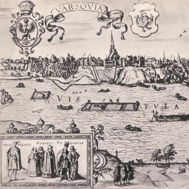 Jeszcze przed przeniesieniem stolicy w Warszawie odbywały się sejmy walne i elekcje królewskie.