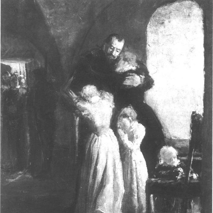 Egzekucja członków Rady Królewskiej, w tym uwiecznionego na obrazie Gustava Banéra, zrobiła na współczesnych ogromne wrażenie.