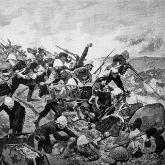 Burowie zadali Brytyjczykom ostateczną klęskę w bitwie na wzgórzu Majuba pod koniec lutego 1881 roku.