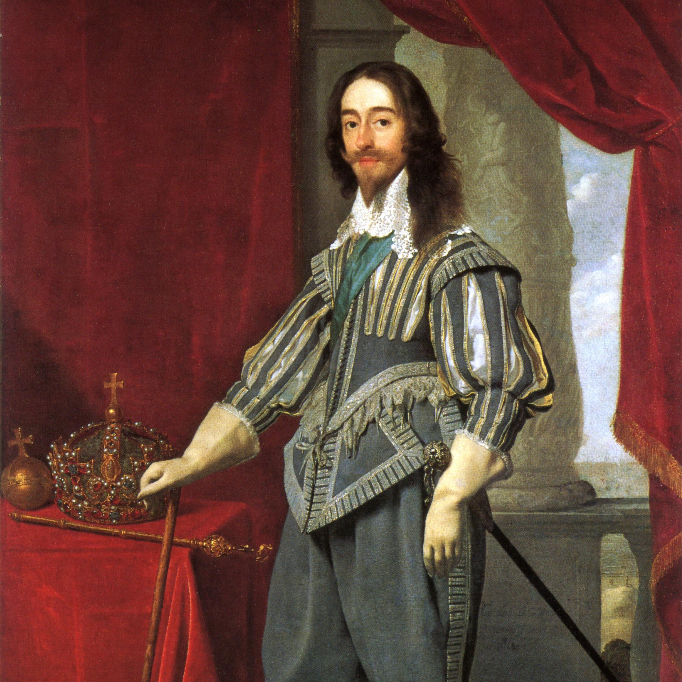 Karol I Stuart panował w latach 1625-1649.