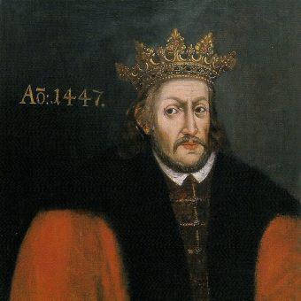 Król Kazimierz Jagiellończyk włączył ziemie pruskie do Korony na wniosek Związku Pruskiego.