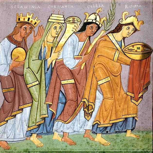 Otton III marzył o odrodzeniu Cesarstwa Rzymskiego. A Bolesław nie miał chyba nic przeciwko temu, by jako król władać całą Słowiańszczyzną...