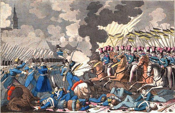 Wojsko polskie wydało walną bitwę siłom rosyjskim pod Grochowem.