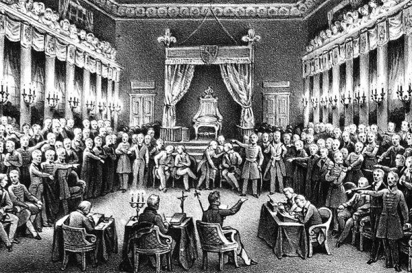Sejm powstańczy zdetronizował cara Mikołaja 25 stycznia 1831 roku.