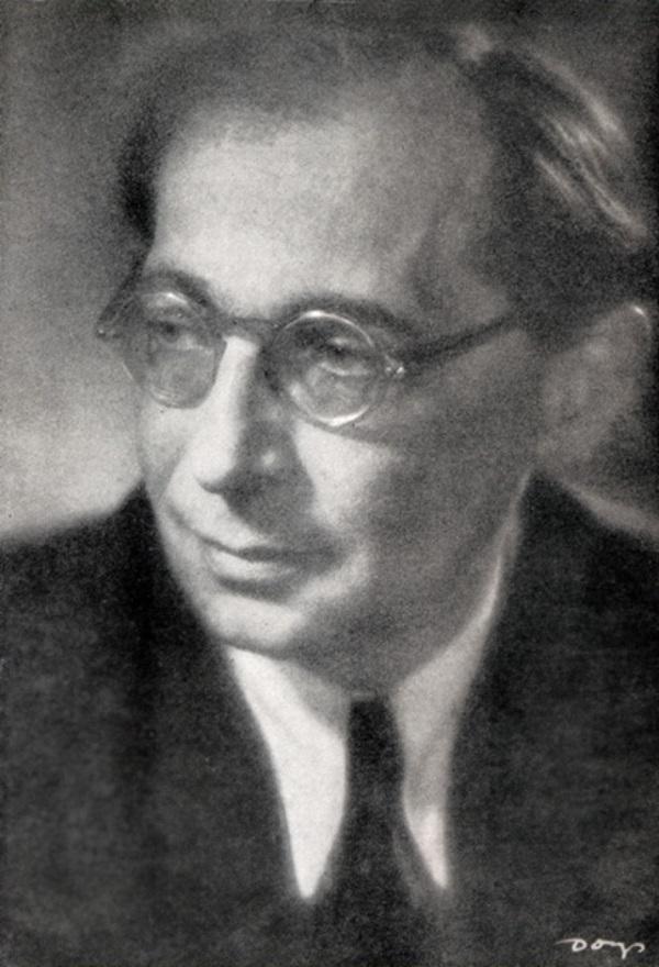 Adam Ważyk (fot. domena publiczna)