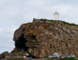 Jedna z jaskiń w okolicach Mossel Bay