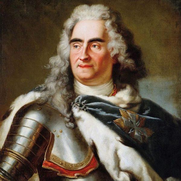 August II Mocny (fot. domena publiczna)