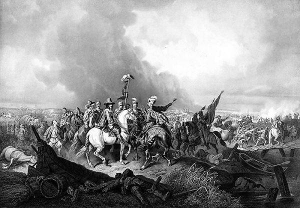 Bitwa pod Beresteczkiem (fot. domena publiczna)