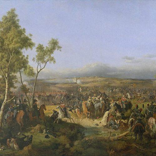 Bitwa pod Winkowem w wersji Petera van Hessa