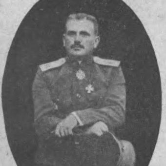 Bolesław Mościcki (zdjęcie z 1918 roku)