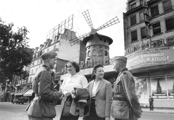 Kobiety z wielu powodów podejmowały współpracę z Niemcami.