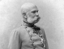 Cesarz Franciszek Józef (fot. domena publiczna)