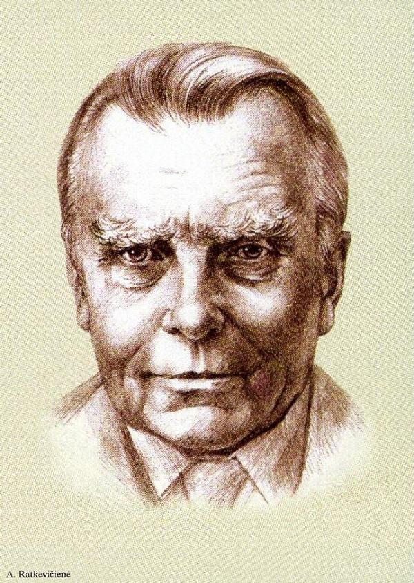 Czesław Miłosz (fot domena publiczna)