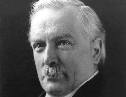 David Lloyd George (fot. domena publiczna)