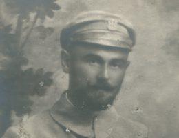Edward Rydz-Śmigły około 1914
