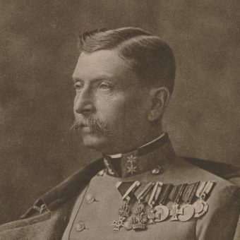 Ekscelencja Karol Trzaska-Durski, Marszałek polny, Naczelny Komendant Legionów