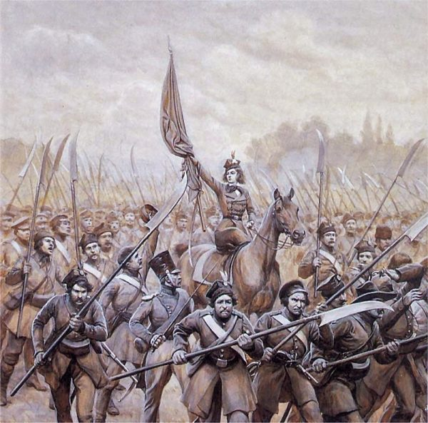 Powstanie upadło, ale legenda jego bohaterów, takich jak Emilia Plater, przetrwała wśród kolejnych pokoleń.