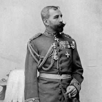 Friedrich von Bernhardi w 1910 roku