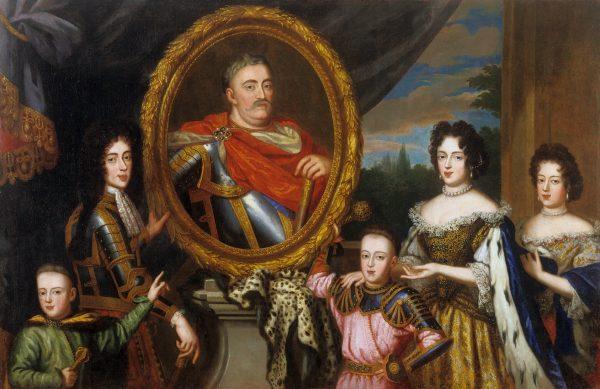 Rodzina Sobieskich