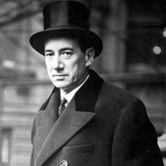 Józef Beck (fot. IKC)