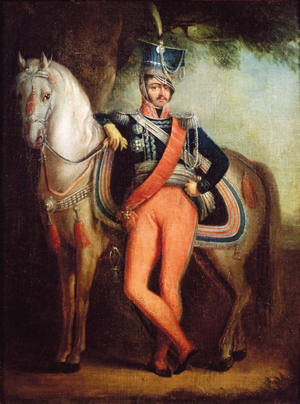 Józef Poniatowski (fot. domena publiczna)