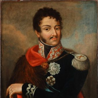 Józef Poniatowski (fot. Józef Poniatowski (fot. domena publiczna))