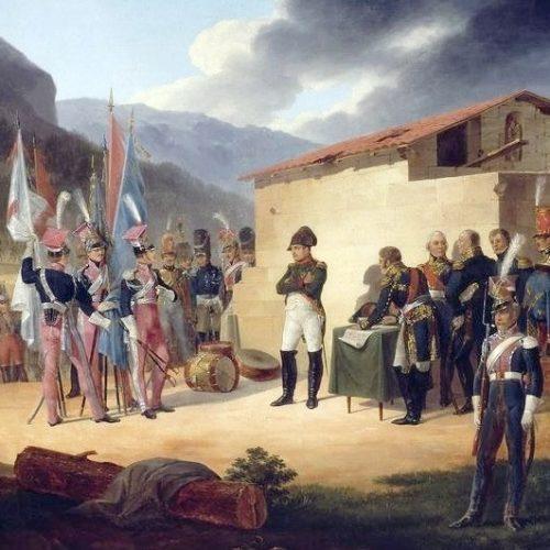 January Suchodolski, Bitwa pod Tudelą