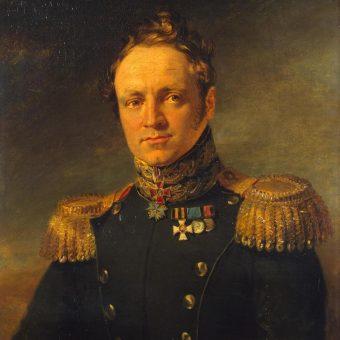 Jewgienij Gołowin, dowódca wojsk rosyjskich