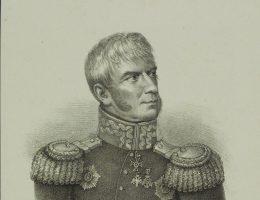 Józef Chłopicki, uczestnik bitwy, późniejszy dyktator powstania listopadowego