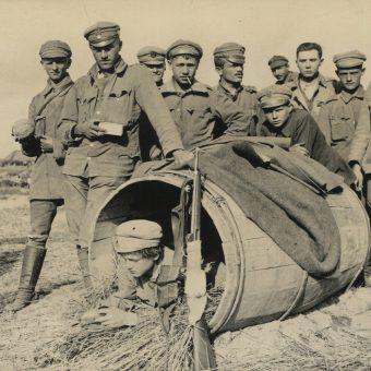 Legioniści I Brygady w 1915 roku