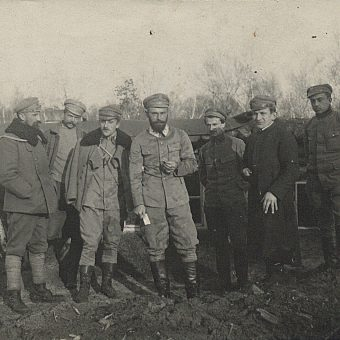 Legioniści na Wołyniu