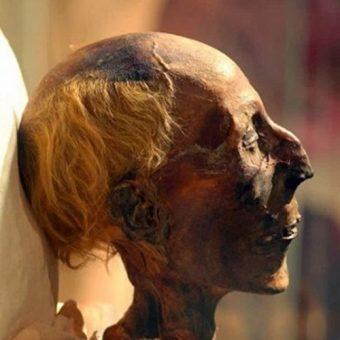 Mumia jednego z najsłynniejszych egipskich władców - Ramzesa II (zdjęcie poglądowe, fot. Wolfman12405, lic. CC BY-SA 4.0)