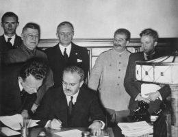 Niemiecko-rosyjski pakt przypieczętował los polski (fo. domena publiczna)