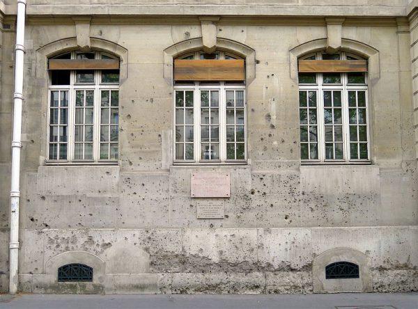 Wyzwolenie Paryża było tylko początkiem odbudowy Francji po II wojnie światowej.