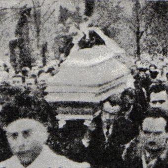 Pogrzeb Bohdana Piaseckiego (fot. domena publiczna)