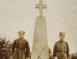 Pomnik poległych legionistów na polach mołotkowskich