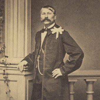 Portret Czachowskiego (według Jana Mieczkowskiego)