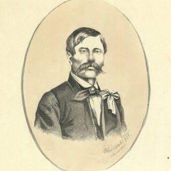 Portret Dionizego Czachowskiego