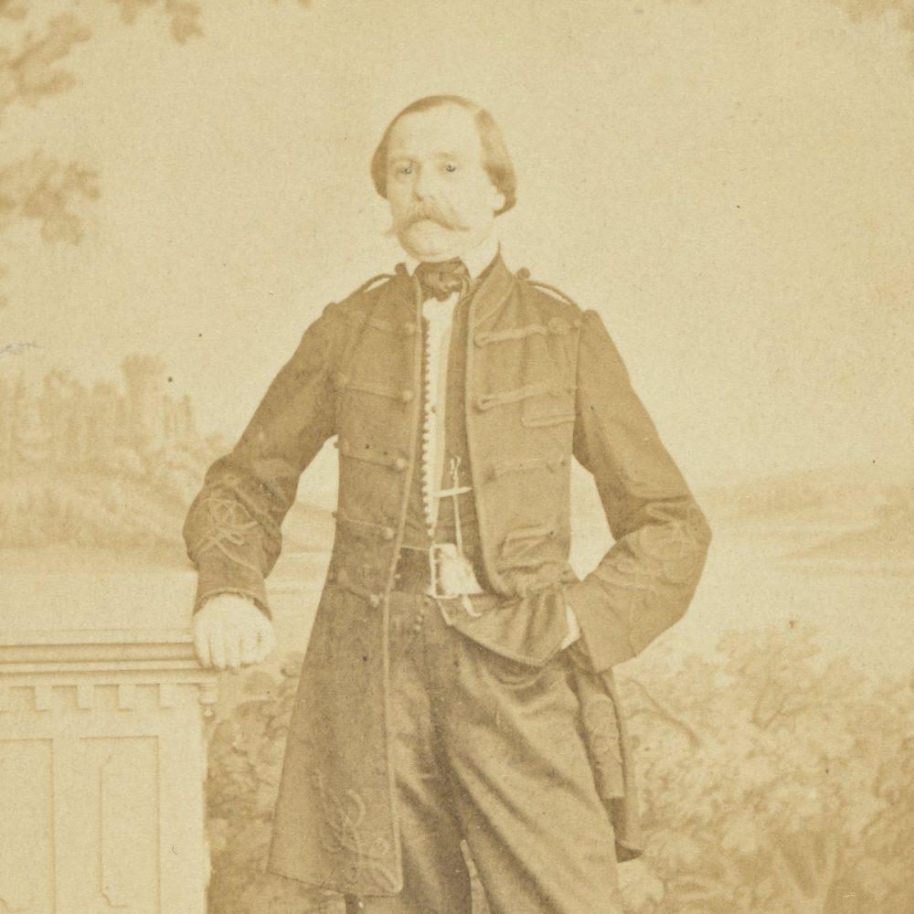 Domniemany portret A. Szaniawskiego