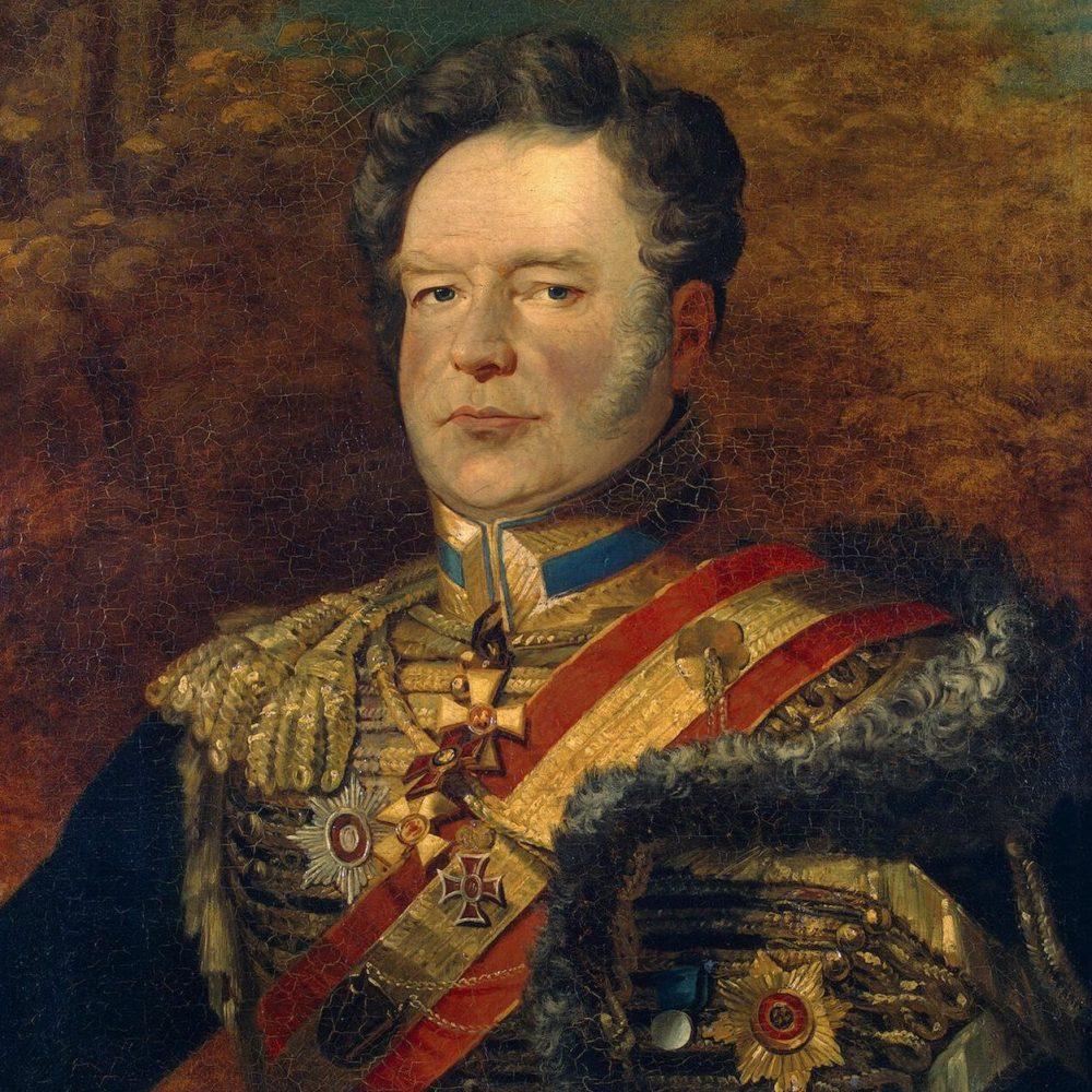 Fiodor Rydygier, inflancki generał w służbie rosyjskiej