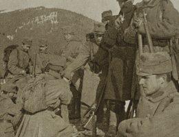 Kolejka do Zielonej (1915)