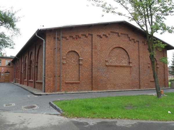 Sala BHP Stoczni Gdańskiej (fot. domena publiczna)