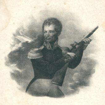 Samuel Różycki, dowódca wojsk polskich w bitwie