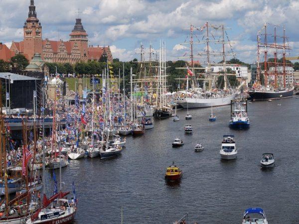 Szczecin zacznie przyciągać turystów także nowoczesnym Morskim Centrum Nauki (fot. Renata-Misztal, lic. CC0)