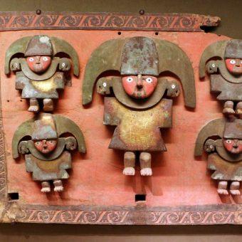Sztuka ludu Chimu (fot. Sailko, lic. CC BY 3.0)
