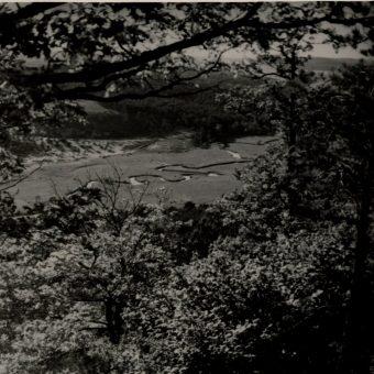 Bitwa stała się inspiracją dla Stefana Żeromskiego (Wierna Rzeka widziana ze wzgórza Bocheńca w stronę Małogoszcza)