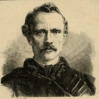 Zygmunt Sierakowski, dowódca powstania na Żmudzi