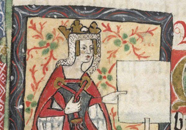 Cesarzowa Matylda osobiście dowodziła wojskiem w trakcie angielskiej wojny domowej.