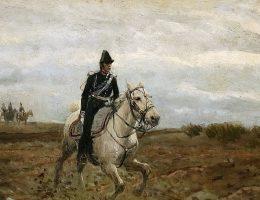 Polska kadra oficerska biorąca udział w powstaniu często pamiętała jeszcze czasy napoleońskie.